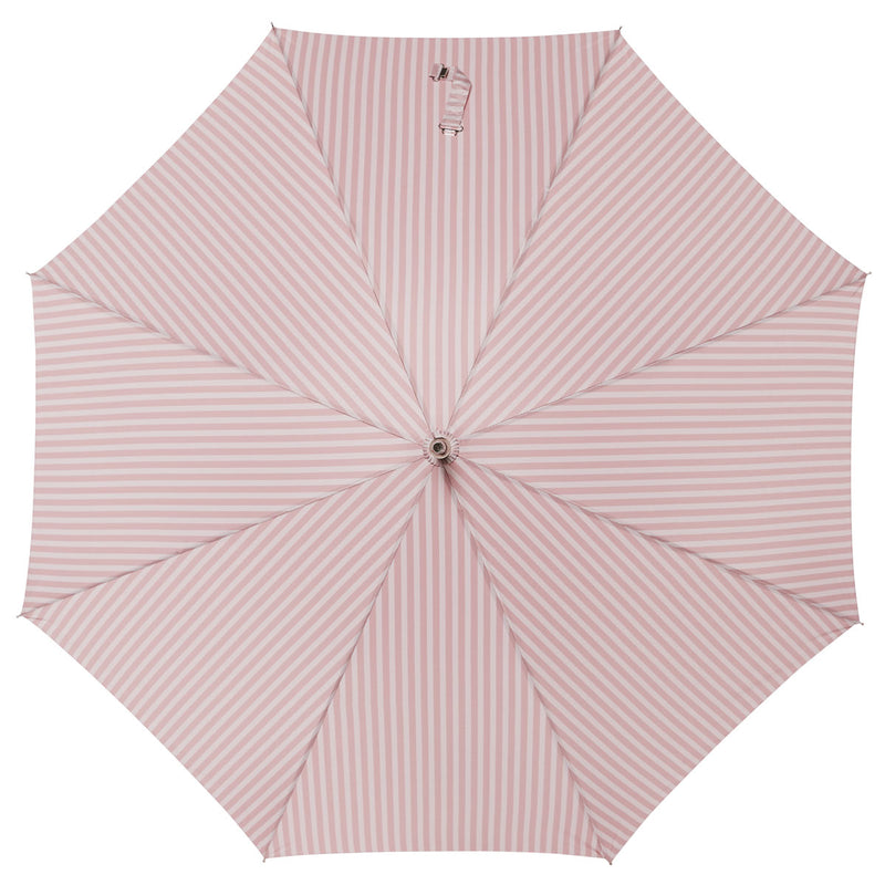 Rain Umbrella - Lauren's Pink Stripe