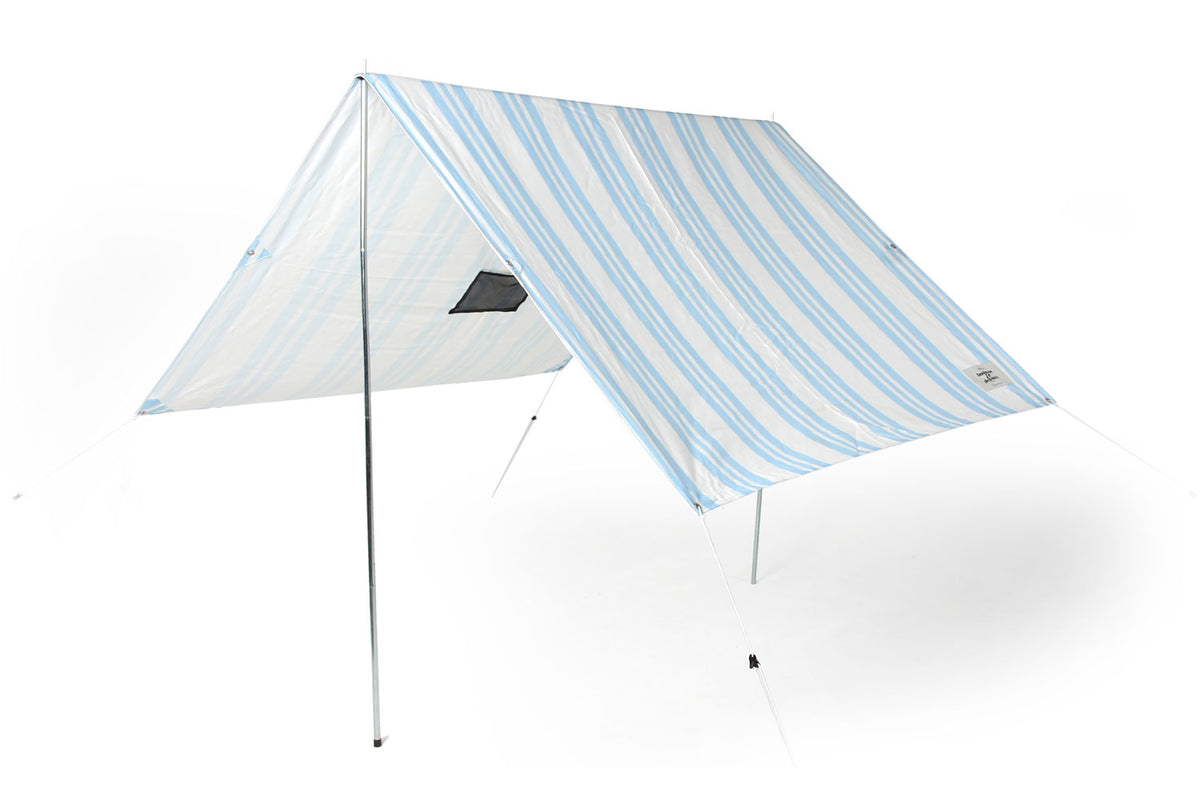 Riviera Stripe Beach Tent