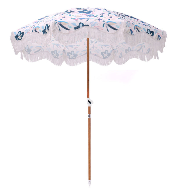 SCF Floral Beach Umbrella - Business & Pleasure Co