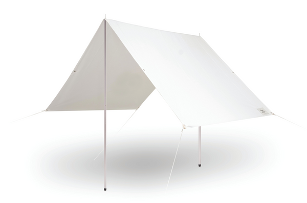 The Holiday Beach Tent - Antique White