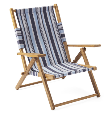 The Tommy Chair - S&L Stripe - Business & Pleasure Co