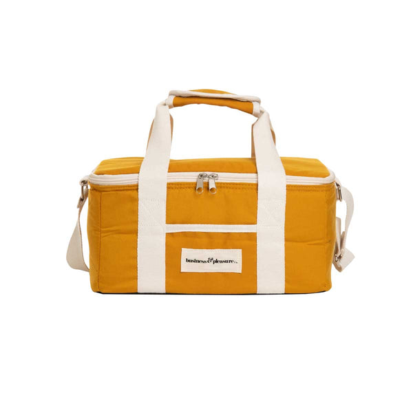 HOLIDAY COOLER BAG - VINTAGE GOLD