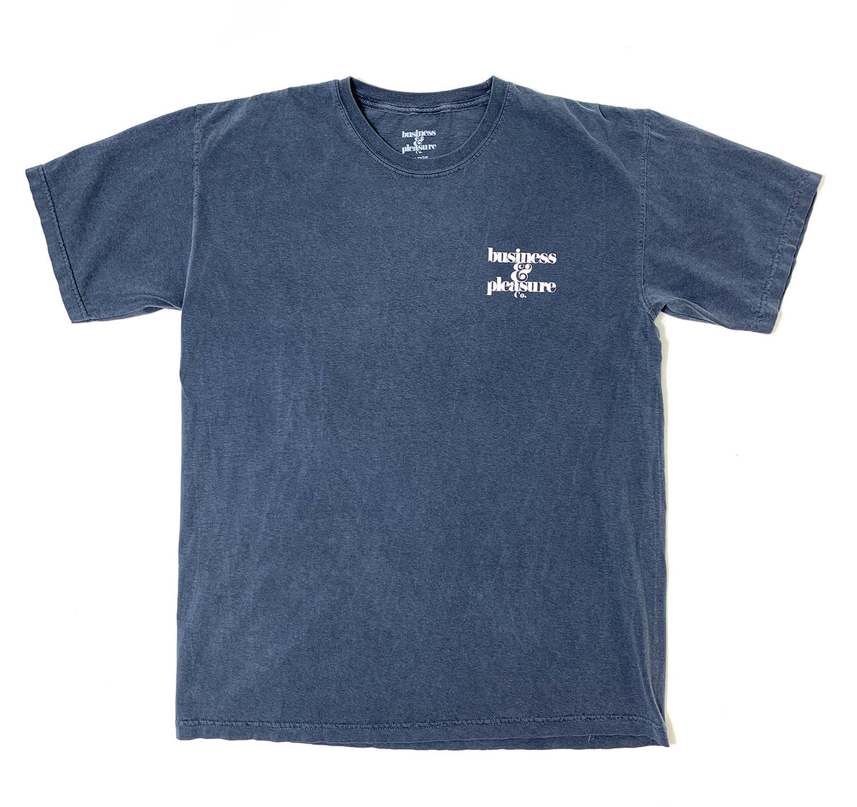 The B&PCO. Tee - Lauren's Navy - Business & Pleasure Co