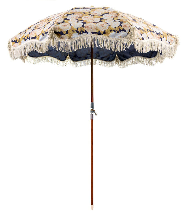 Faded Rose Premium Beach Umbrella - Business & Pleasure Co
