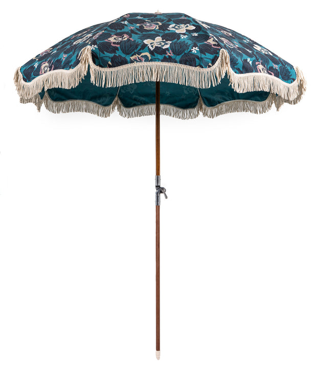 KATIN x B&PCo. Tropical Premium Beach Umbrella - Business & Pleasure Co