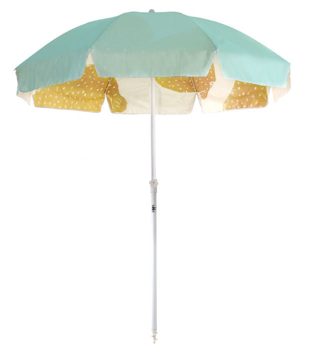 Lemon Family Beach Umbrella - Business & Pleasure Co