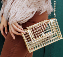 Caged Clutch