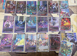 "Future Card Buddyfight Constructed Deck: (Darkness Dragon World) ""Evil Demonic Dragon"""