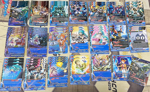 "Future Card Buddyfight Constructed Deck: (Hero World) ""Super Robot"""