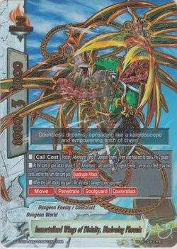 Immortalized Wings of Divinity, Bladewing Phoenix (RRR)