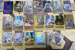 "Future Card Buddyfight Constructed Deck: (Legend World) ""Empyreal Corps"" Turbo Lost*"