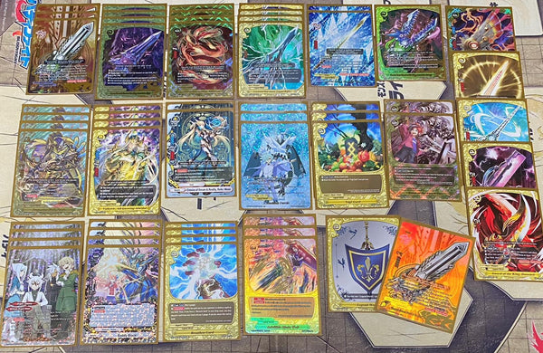 "Future Card Buddyfight Constructed Deck: (Legend World) ""Laevateinn"""
