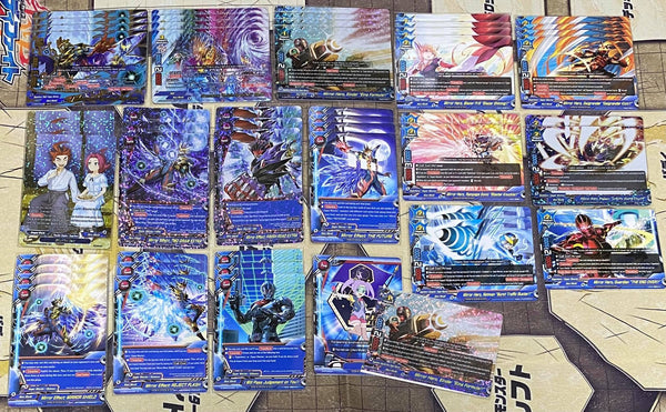 "Future Card Buddyfight Constructed Deck: (Hero World) ""Super Warrior"""