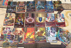 "Future Card Buddyfight Constructed Deck: (Dragon World) ""Fifth Omni"" (Updated)"