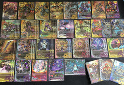 "Future Card Buddyfight Constructed Deck: (The CHAOS) Infinity the Chaos! ""Updated"""