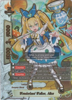 Wonderland Walker, Alice (RRR)