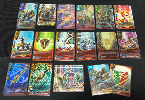 "Future Card Buddyfight Constructed Deck: (Dragon World) ""Dradeity"""