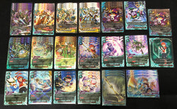 "Future Card Buddyfight Constructed Deck: (Magic World) ""Diety Dragon Tribe"""