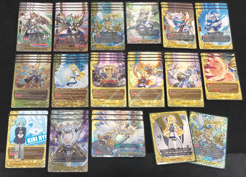 "Future Card Buddyfight Constructed Deck: (Legend World) ""Empyreal Corps"""