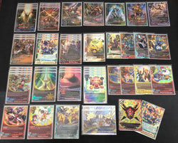 Future Card Buddyfight Constructed Deck: (Thunder Empire)