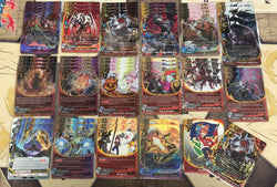 "Future Card Buddyfight Constructed Deck: (Dragon World) ""DragonBlood Sect"""