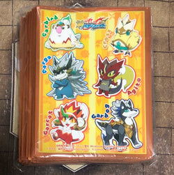 Buddyfight Garga and Friends Sleeve (Japan Event Sleeves) (55Pcs)
