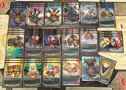 "Future Card Buddyfight Constructed Deck: (Ancient World) ""Genesis Dragon"""