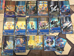 "Future Card Buddyfight Constructed Deck: (Hero World) ""Cosmoman"""