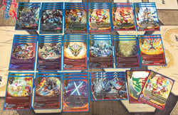 "Future Card Buddyfight Constructed Deck: (Dragon World) ""Gargantua Knight Dragon"""