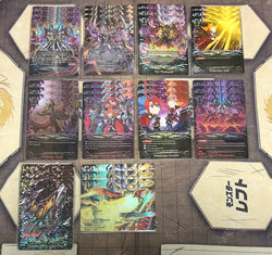 Future Card Buddyfight Constructed Deck: (Lost World)