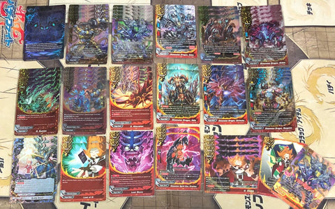 "Future Card Buddyfight Constructed Deck: (Dragon World) ""Dimension Dragon"""