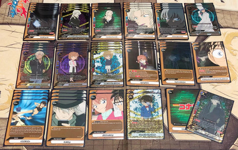 "Future Card Buddyfight Constructed Deck: (Detective Conan) ""Black Organization"""