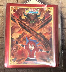 Buddyfight Yuga and Garga Sleeve (Japan Event Sleeves) (55Pcs)