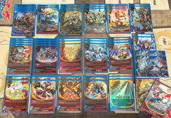 "Future Card Buddyfight Constructed Deck: (Dragon World) ""G-Boost CRAFT"""