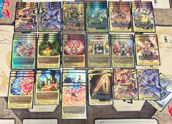 "Future Card Buddyfight Constructed Deck: (Legend World) ""Legend Dragon"""