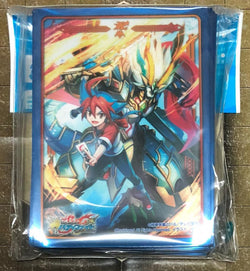 Buddyfight Garga and Yuga Sleeve
