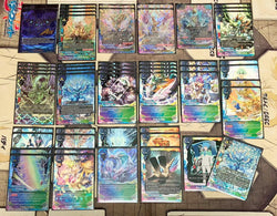 "Future Card Buddyfight Constructed Deck: (Star Dragon World) ""Prism Dragon"""