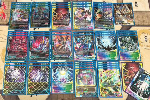 "Future Card Buddyfight Constructed Deck: (Star Dragon World) ""Zodiac"""