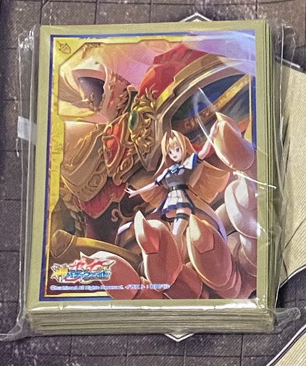 Buddyfight Empyreal Corps Event Sleeve