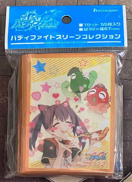 Buddyfight Dangerous Veggies Miko Sleeve