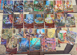 "Future Card Buddyfight Constructed Deck: (Dragon World) ""G-BOOST EX"""