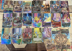 "Future Card Buddyfight Constructed Deck: (GOD CLOCK) ""Time Dragon"""