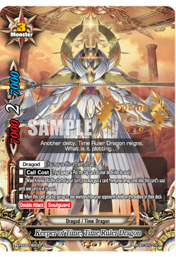 Keeper of Time, Time Ruler Dragon (Promo)