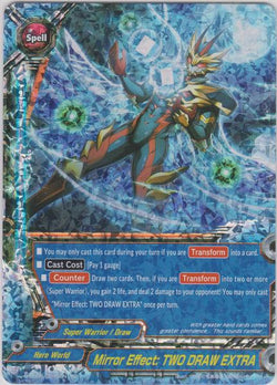 Mirror Effect: TWO DRAW EXTRA (RR) S-UB05