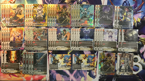 "Future Card Buddyfight Constructed Deck: (Dungeon World) ""Adventurers"""
