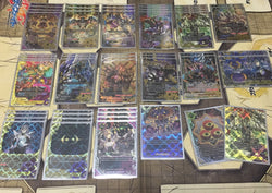 "Future Card Buddyfight Constructed Deck: (the Chaos) ""Geargod VIII"""