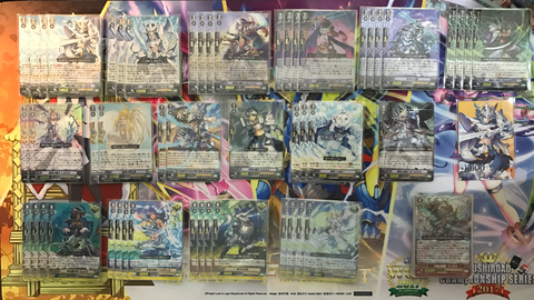 "[Japanese] Cardfight Vanguard Constructed Deck: (Royal Paladin) Altmile ""Brave"" Deck"