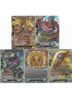 Deity of Enthusiasm and Bonds, Godagito (5 Card Secret Pack) S-BT07