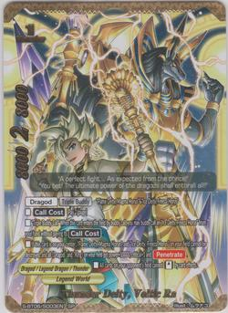 Thunder Deity, Voltic Ra (SP) S-BT06