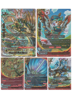 Gargantua Slash Wyvern (5 Card Secret Pack) S-BT06